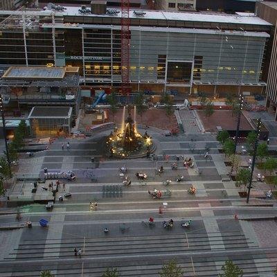 Fountain Square Cincinnati Hotels Usa Today
