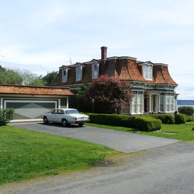 Frank Bartlett House in Port Townsend.