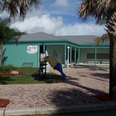 Fort Pierce, Florida: A. E. Backus Gallery &Amp; Museum: