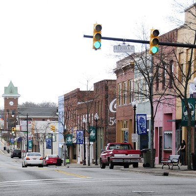 Gaffney Commercial Historic District