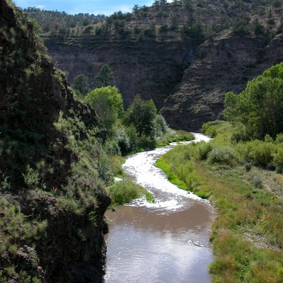 Middle Fork of the w:Gila River, New Mexico, USA