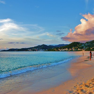 Grand Anse Beach, St. George's, Grenada, West Indies (Caribbean)