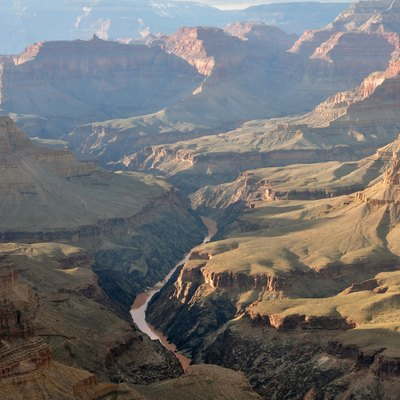 Grand Canyon view from Pima Point