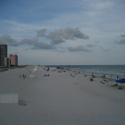 Gulf Shores, Alabama. Beach.