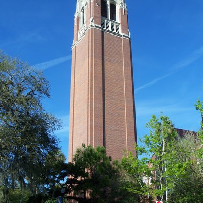 Gainesville, Florida: University Of Florida: Century Tower