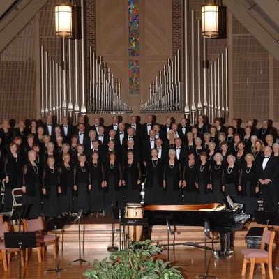 Hilton Head Choral Society full chorus