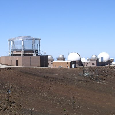Haleakala Observatory — The Telescopes On Haleakala Volcano.