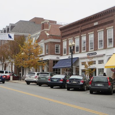 Main Street, Hanover, October 2015.