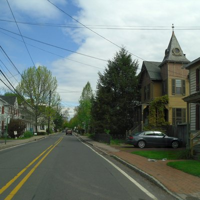 Harrison Street, Frenchtown, New Jersey