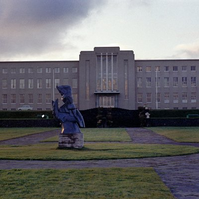 University of Iceland, main building