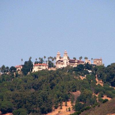 Hotels Near The Hearst Castle In San Simeon California