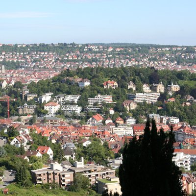 View other Stuttgart-South and Stuttgart-Heslach and the