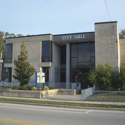 High Springs, Florida: City Hall.