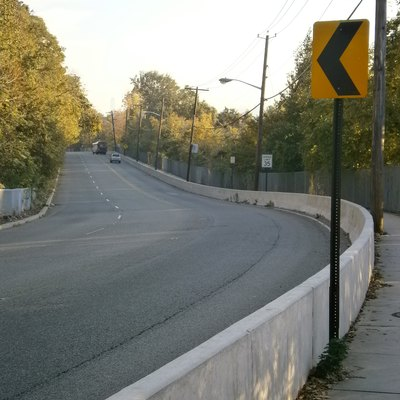 Anthony M. DeFino Way (formerly Hillside Boulevard East) to River Road--Hudson Palisades-WNY