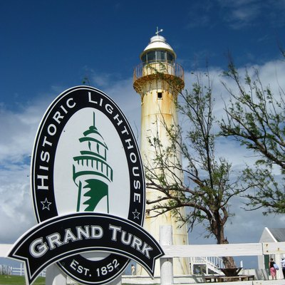 Historic Lighthouse Park on the northern tip of Grand Turk Island is the home to the Grand Turk Light, a beacon to ocean vessels since 1852.