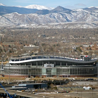 Denver'S Sports Authority Field At Mile High (Formerly Invesco Field)