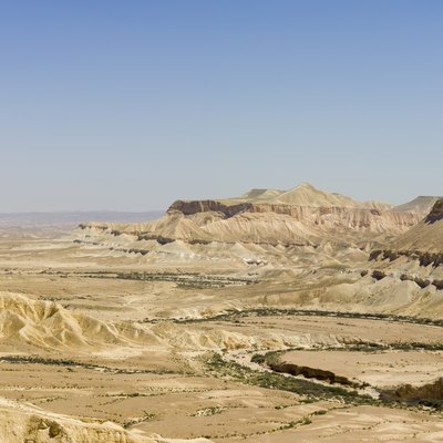 Deserts of Israel | USA Today