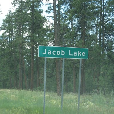 Jacob Lake is a small unincorporated community on the Kaibab Plateau in Coconino County, Arizona, United States