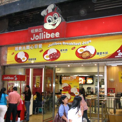 Photo Of Jollibee At Central, Hong Kong