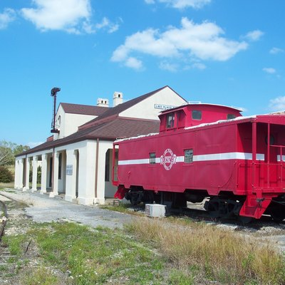 Lake Placid, Florida: Old Lake Placid Atlantic Coast Line Railroad Depot