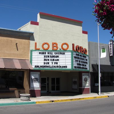 Lobo Theater, Albuquerque New Mexico, May 2010