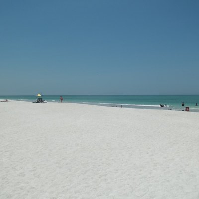 Longboat Key, Florida: Beach