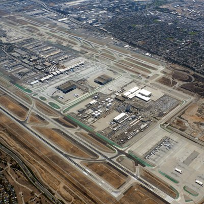Los Angeles International Airport Aerial Photo by D Ramey Logan & Taylor Mullin September 15 2014