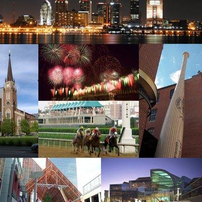 Montage of Louisville Ky