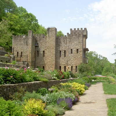 Loveland Castle, north of Loveland, Ohio USA