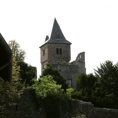 The real Frankenstein Castle