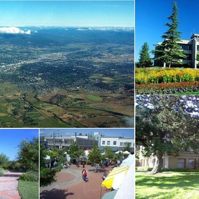 Montage of Medford, Oregon.