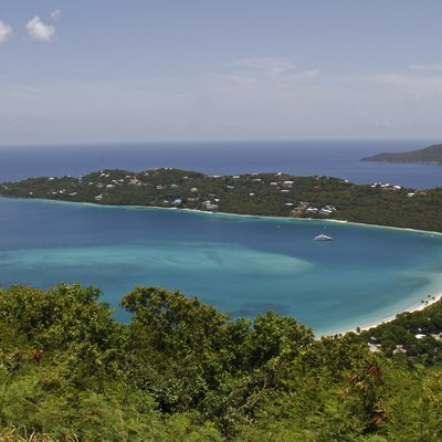Magens Bay, St. Thomas, United States Virgin Islands