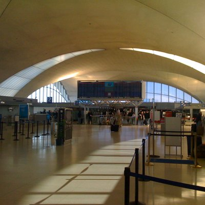 Main Terminal, Lambert-St. Louis International Airport