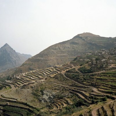 Village of Manakha, Yemen