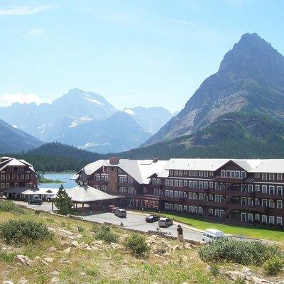 Lodging Inside Glacier Park Usa Today