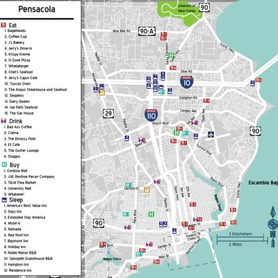 PNG version of :Image:Map-USA-Pensacola.svg, based on OpenStreetMap.