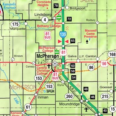 McPherson, Kansas RV Parks | USA Today