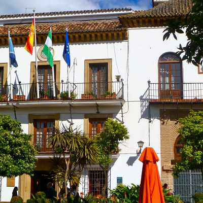 Marbella Town Hall.