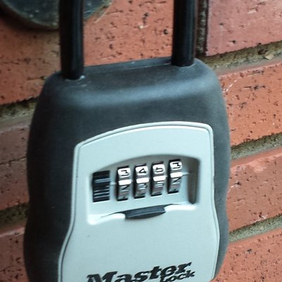 How To Unlock A Three Digit Combo Master Luggage Lock