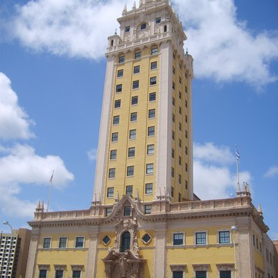 Miami Downtown Freedom Tower
