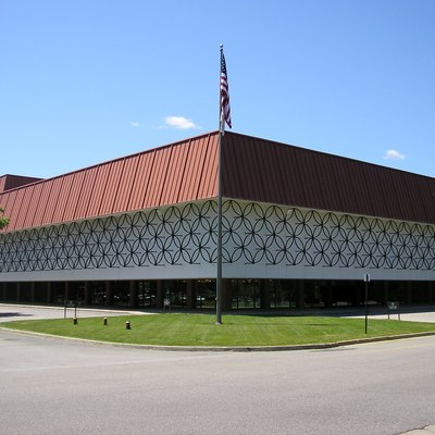 The Midland Center for the Arts in Midland, Michigan, United States of America.