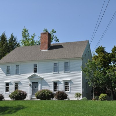 The William Peabody House in Milford, New Hampshire.