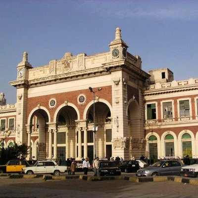 Misr Train Station - Alexandria, Egypt