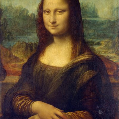 Italian Artist Leonardo Da Vinci'S Mona Lisa Is The World'S Best Known Work Of Art,[176] On Permanent Display At The Louvre, The World'S Most Visited Museum.[177]