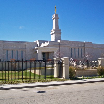 Monticello Utah Temple Of The Church Of Jesus Christ Of Latter-Day Saints By David Jolley 2007