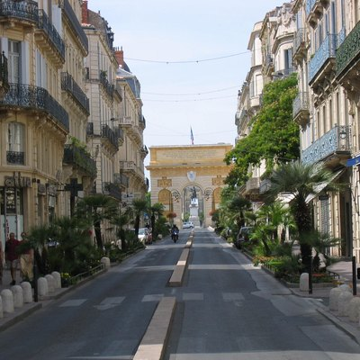 City of Montpellier, France