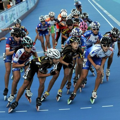 Colombia is a perennial powerhouse at the World Roller Speed Skating Championships.
