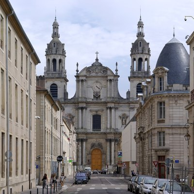 Notre-Dame Cathedral of Nancy