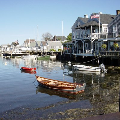 Nantucket, Massachusetts. Photo Taken By Bobak Ha'Eri, August 2004. Please Observe License And Properly Cite In Use Outside Wikipedia.