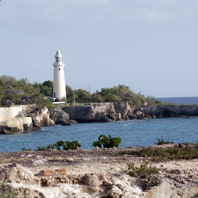 Negril Lighthouse Photo D Ramey Logan